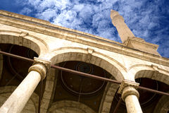 Muhammed Ali Mosque, Egypt Stock Photos