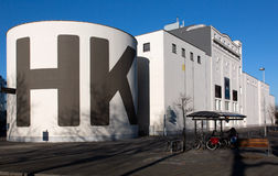 MUHKA-museum, Antwerp, Belgien. arkivbilder