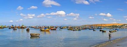 Mui Ne海滩 免版税图库摄影