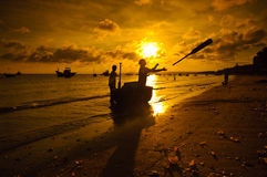 Mui Ne beach Royalty Free Stock Photo