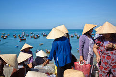 Mui Ne beach Stock Image