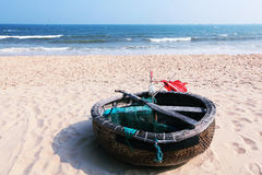 Mui Ne Beach Royaltyfri Bild