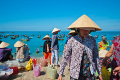 Mui Ne beach Royalty Free Stock Images