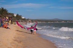 Mui Ne beach. Vietnam Royalty Free Stock Photos