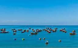 Mui Ne beach, Vietnam Royalty Free Stock Photo