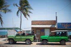 Mui Ne plaża Wietnam Fotografia Royalty Free