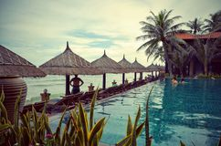 Mui Ne Resort Photos libres de droits