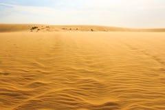 Mui Ne sand dune Stock Images