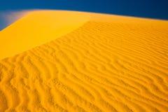 Mui Ne Sand Dunes. Vietnam royalty free stock images