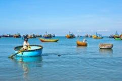 Mui Ne-strand Arkivbilder