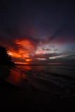 Mui Ne Sunrise Photographie stock