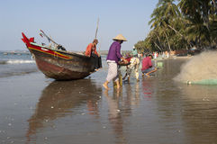MUI NE, VIETNAM Stock Photos