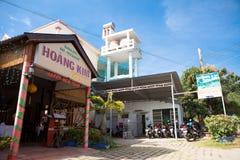 Mui Ne in Vietnam Royalty-vrije Stock Afbeeldingen