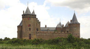 Muiderslot Stock Photo