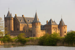 Muiderslot Castle Royalty Free Stock Photo