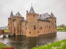 Muiderslot Castle in the Netherlands Stock Images