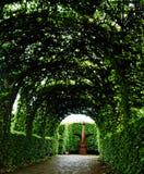 Muiderslot garden Royalty Free Stock Image