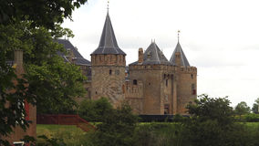 Muiderslot in Muiden Stock Photos