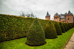Muiderslot Muiden castle in Muiden, Noord-Holland, The Netherlands Royalty Free Stock Photo