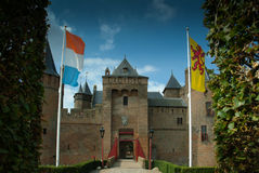 Muiderslot Muider Castle Royalty Free Stock Photo