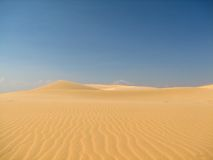 Muine Dunes Royalty Free Stock Photo