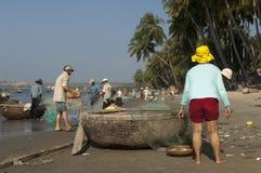 muine vietnam Arkivbilder