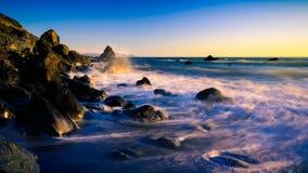 Muir Beach, Californinia Royalty Free Stock Photography