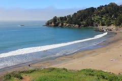 Muir Beach, la Californie Photo stock