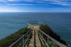 Muir Beach Overlook Stock Image