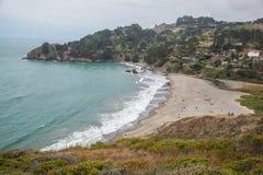 Muir strand Fotografering för Bildbyråer