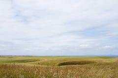 Muirfield pole golfowe zdjęcia royalty free