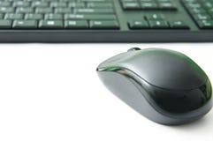 Muis en toetsenbord Royalty-vrije Stock Foto