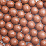 Bolas do chocolate Imagem de Stock Royalty Free