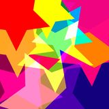 Muitas cores Tone Abstract Background e textura Foto de Stock Royalty Free