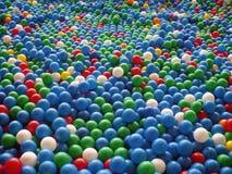 Muitas esferas Fotografia de Stock