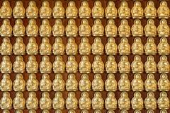 Muitas imagens de buddha Imagens de Stock
