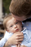 Muito bebê amado Fotos de Stock