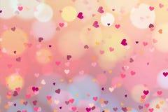 Muito coração Foto de Stock