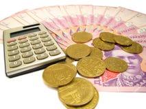 Muito dinheiro Fotografia de Stock