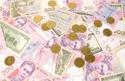 Muito dinheiro Imagens de Stock