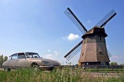 Muito francês, tão holandês Imagens de Stock
