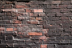 Muito fundo da parede de tijolo Fotos de Stock