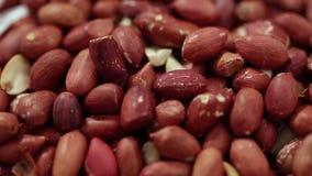 Muitos amendoins descascados vídeos de arquivo