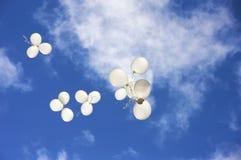 Muitos balões Imagens de Stock Royalty Free