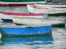 Muitos barcos Fotografia de Stock Royalty Free