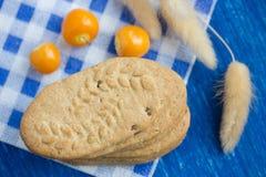 Muitos biscoitos Imagem de Stock Royalty Free