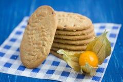 Muitos biscoitos Foto de Stock