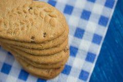 Muitos biscoitos Fotos de Stock