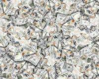 Muitos dólares Imagem altamente detalhada do dinheiro americano dos EUA fotos de stock