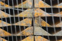 Muitos molde do terreno de construção fotografia de stock